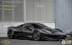 Ferrari 458 Italia Luxury Custom 1