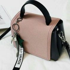 Fashion Handbags, Purses And Handbags, Fashion Bags, Pink Handbags, Large Handbags, Emo Fashion, Cute Mini Backpacks, Stylish Backpacks, Luxury Purses