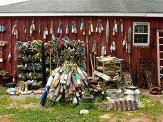 Antiques on Nine: Kennebunk, Maine
