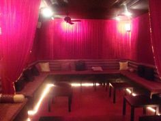 Lounge layout hookah lounge interior design arturo interiors hops lounge bar livations - Foto deco lounge ...