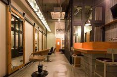 Ki Se Tsu Hair Salon,© Keisuke Nakagami