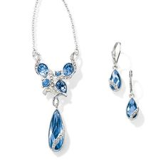 All Wrapped Up Necklace and Earring Set