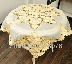Дешевые декоративные скатерти , покупайте качественные скатерть площади непосредственно у китайских поставщиков скатерти свадьбы.