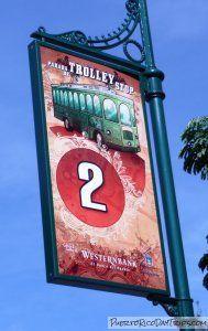 Old San Juan Trolley Stop