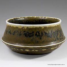 Rorstrand bowl by Carl-Harry Stalhane CEO