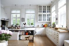 Kitchen Furniture in the style Scandinavian