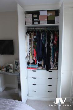 fitted wardrobe kew5