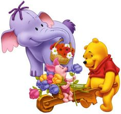 Winnie The Pooh And Friends 8 - Winnie The Pooh And Friends - Galerij - Tubesplaza. Eeyore Pictures, Winnie The Pooh Pictures, Mickey Mouse Pictures, Winnie The Pooh Quotes, Disney Winnie The Pooh, Winnie The Pooh Christmas, Baby Disney, Muppet Babies, Toy Story 3