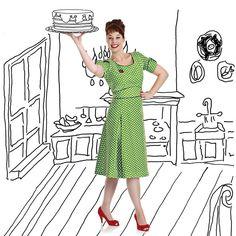 The House of Dots - ik droom van een kleerkast met bijna al hun jurken