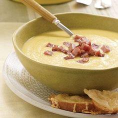 Curried Harvest Bisque Recipe | MyRecipes.com
