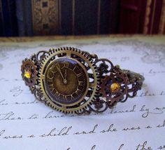 »✿❤Steampunk❤✿« bracelet