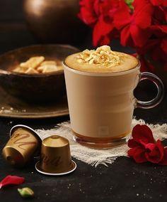 Caramel, Cashew and Coffee Smoothie Recipe by Donna Hay | Nespresso Australia Coffee Smoothie Recipes, Coffee Recipes, Fresh Dates, International Coffee, Caramel Latte, Raw Cashews, Vegan Gluten Free, Granola, Nespresso