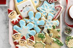 Christmas Cookies Baking Guide -Everything you need to know about baking Christmas cookies!