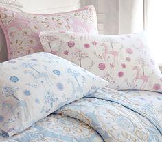 Unicorn Duvet Cover Bed Cover Bedroom Decor Boho