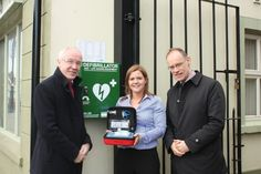 New Workspace defib for Draperstown May 2015