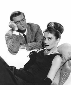 George Peppard couple