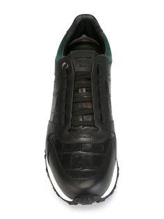#fendi #sneakers #speed #men #black #fashion #style www.jofre.eu