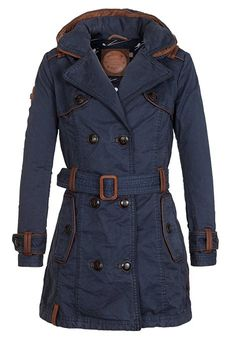 Naketano Female Jacket One for All II Dark Blue, M