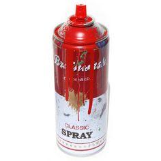 Mr Brainwash, Spray Cans, 2013.