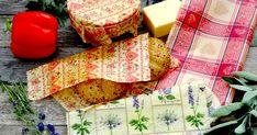 Obrúsky so včelím voskom Gift Wrapping, Gifts, Paper Wrapping, Wrapping Gifts, Gift Packaging, Favors, Presents, Gift, Present Wrapping