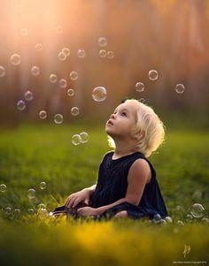 A land of bubbles