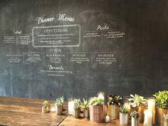 Another beautiful wedding here at Smoky Hollow Studios, the studio looked absolutely gorgeous! Congratulations to Danielle and Ian. #wedding #love #smokyhollow #photography #chalkboard #diy