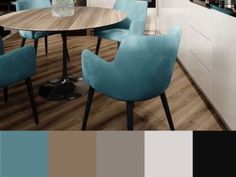 Warm Gray Paint, Warm Grey, Eames, Projects To Try, Chair, Kitchen, Diy, Painting, Furniture