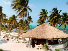 Palapa Bar at Casa Caribe, Belize