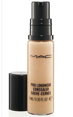 Best Cold and Flu Concealers - MAC Pro Longwear Concealer | www.diyfashion.com