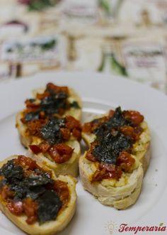 bruschetas de tomate e manjericão bom site de receitas