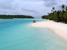 One Foot Island, Aitutaki, Cook Islands by g-hat, via Flickr