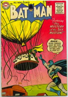 '8 Batman Comic Book Covers That Prove Robin Is an Idiot'