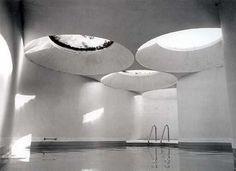 Architektur Biennale Oesterreichbeitrag Space Interiors, Space Architecture, Concrete, Biennale, House, Natural Light, Image, Swim, Mood