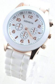 Unisex Jelly Band Classic Watch Only  3.75 PLUS FREE Shipping! 29bb3e5ae5