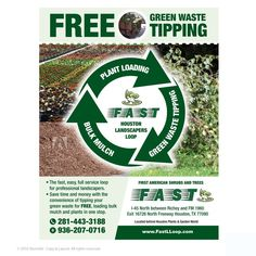 Save Time and Money by Tipping and Buying Plants at FAST by stumidd
