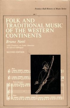 Folk and Traditional Music of the Western Continents by Bruno Nettl, http://www.amazon.com/dp/0133229335/ref=cm_sw_r_pi_dp_aSCUrb1ZC6GSE
