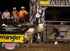 Who's excited for the World's Toughest Rodeo in Des Moines at the Iowa Events Center? I know I am! -KS