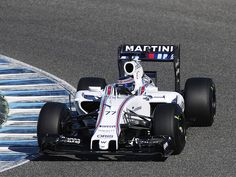 Williams officially unveiled its 2015 car the FW37 at Jerez just before the start of the 2015 pre-season testing and the British based team will be hoping the car builds on the successes achieved in 2014.