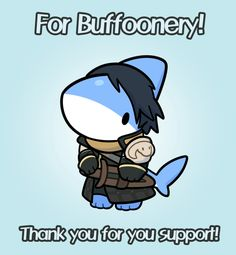 Reward Art for Buffoonery! by 0Vress0.deviantart.com on @DeviantArt
