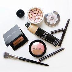 Make Up Time  Hoje a @sephorabrasil celebra mais um b-day e para comemorar nos dá de presente um mega gift: 15% OFF em todos os produtos sem valor mínimo  {Vem ver os itens buscando pela marca no iLOVE}