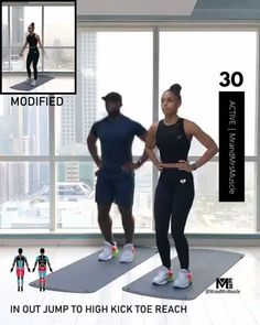 TAG a Cardio Lover in this super sweaty and super intense cardio HIIT Workout 🔥 - Fitness and Exercises Fitness Workouts, Metabolic Workouts, Fitness Herausforderungen, Fitness Workout For Women, At Home Workouts, Physical Fitness, Target Fitness, Muscle Fitness, Fitness Nutrition