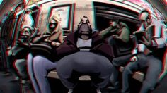 video metro 2d fish-eye