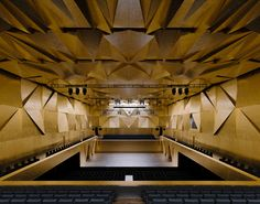 """And the winner of this year's """"Mies van der Rohe Award"""" is…: the Philharmonic Hall in Szczecin, Poland, designed by Barozzi Veiga. First prize in the """"Emerging Architect"""" category goes to Arquitectura-G for its """"Casa Luz"""" in Cilleros, Spain. Architecture Design, Spanish Architecture, Cultural Architecture, Architecture Awards, Contemporary Architecture, Architecture Wallpaper, Origami Architecture, Amazing Architecture, Landscape Architecture"""