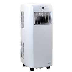 NewAir Ultra Compact 10,000 BTU Portable Air Conditioner And Heater, White