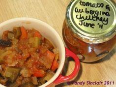 Tomato And Aubergine Chutney