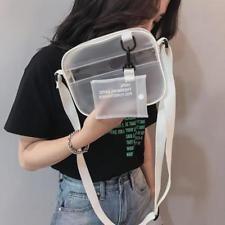 f6655079 Fashion Women Clear Tote Bag PVC Handbag Shoulder Transparent Beach Clutch  Purse Kobling Pung, Crossbody