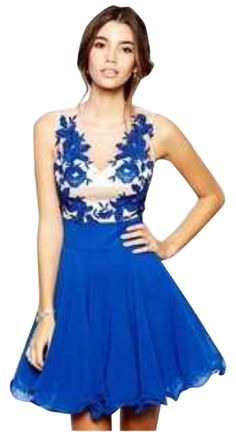 Chi Chi London Blue Joanna Dress. Save 42% on this beautiful Chi Chi London Blue Joanna Dress Could you get it for less? Click here to find out!