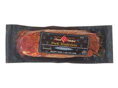 Marinated Pork Tenderloin Peppercorn Flavored - Private Selection