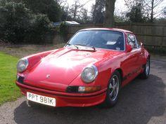 1971 Porsche 911 Carrera RS R - British Car Auctions