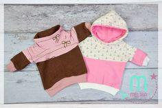 Puppen Freebook - DollyMissy, Mütze und MiniPocketLegs
